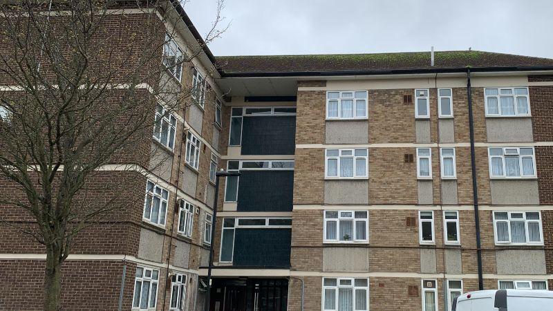 Residential units, London